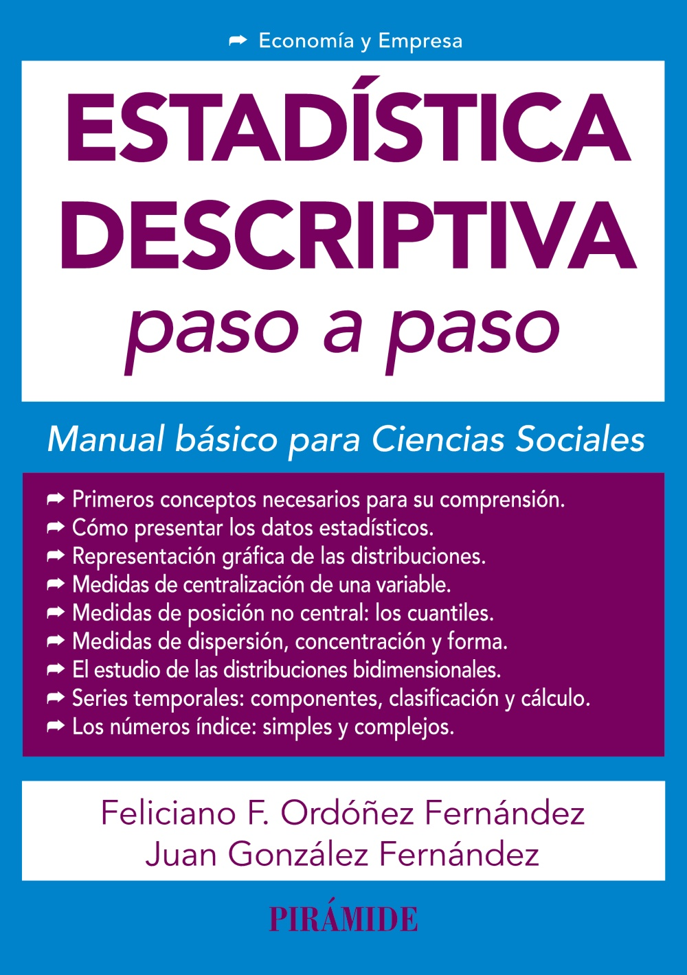 Estadística descriptiva paso a paso