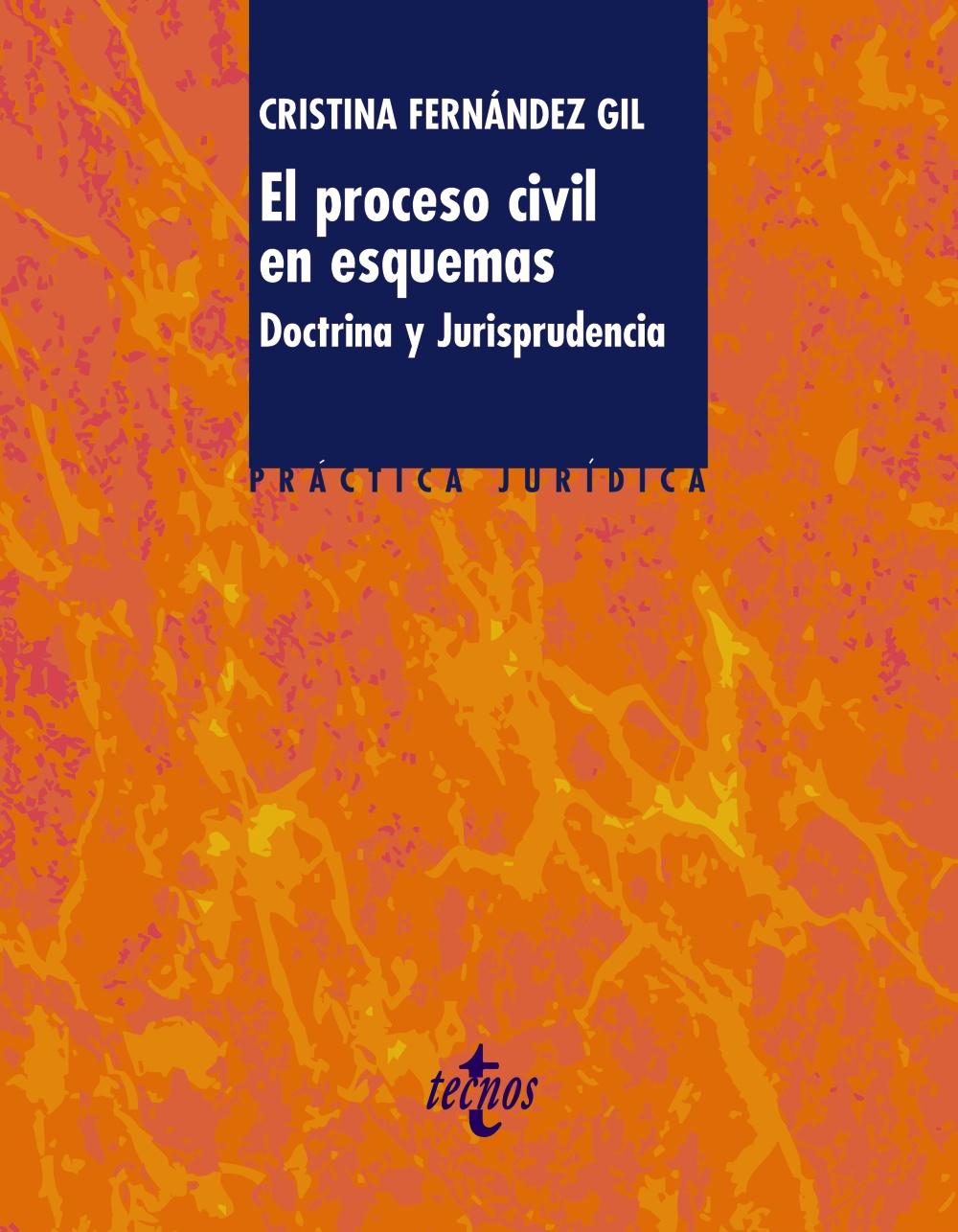 El proceso civil en esquemas