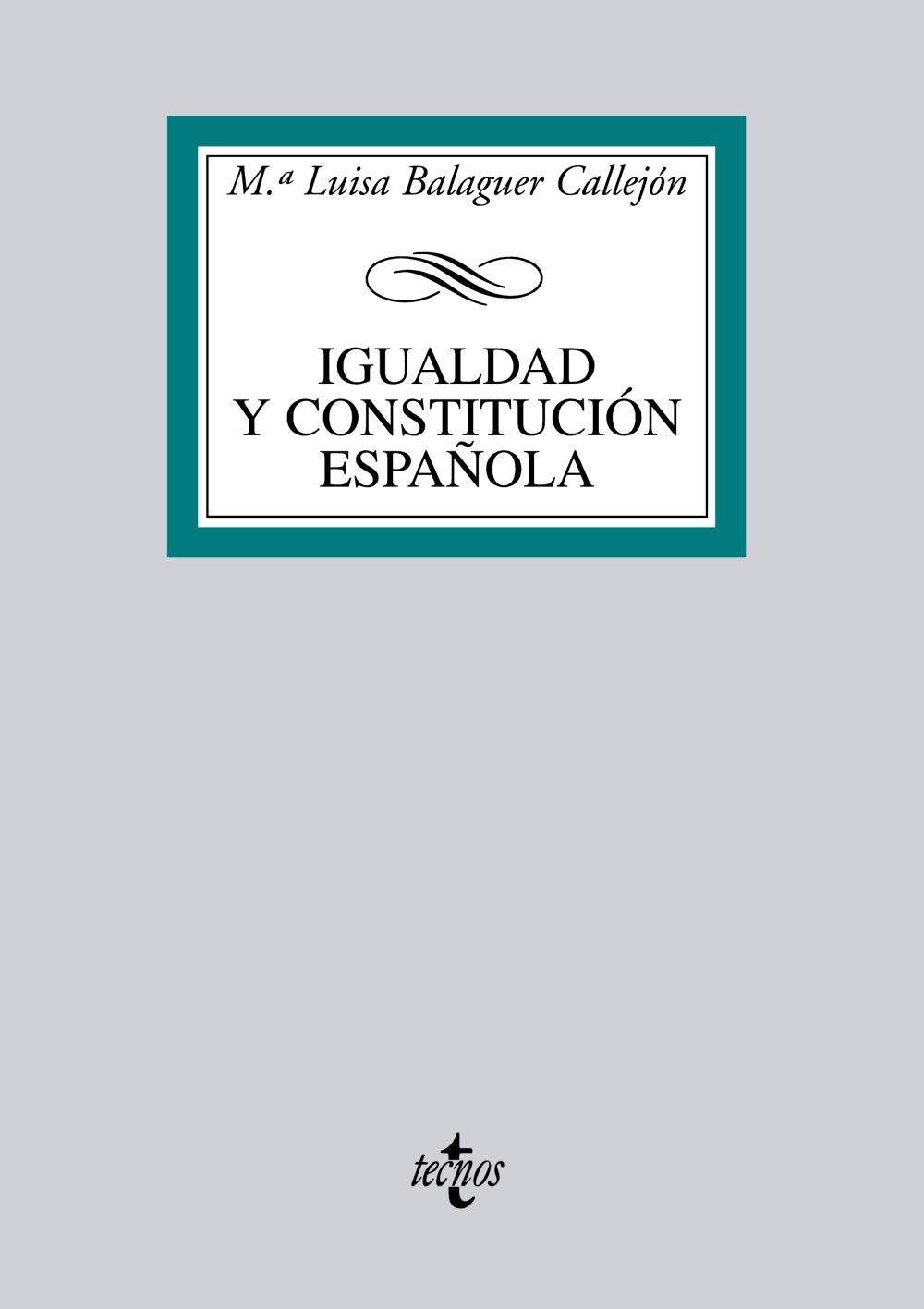Igualdad y Constitución Española