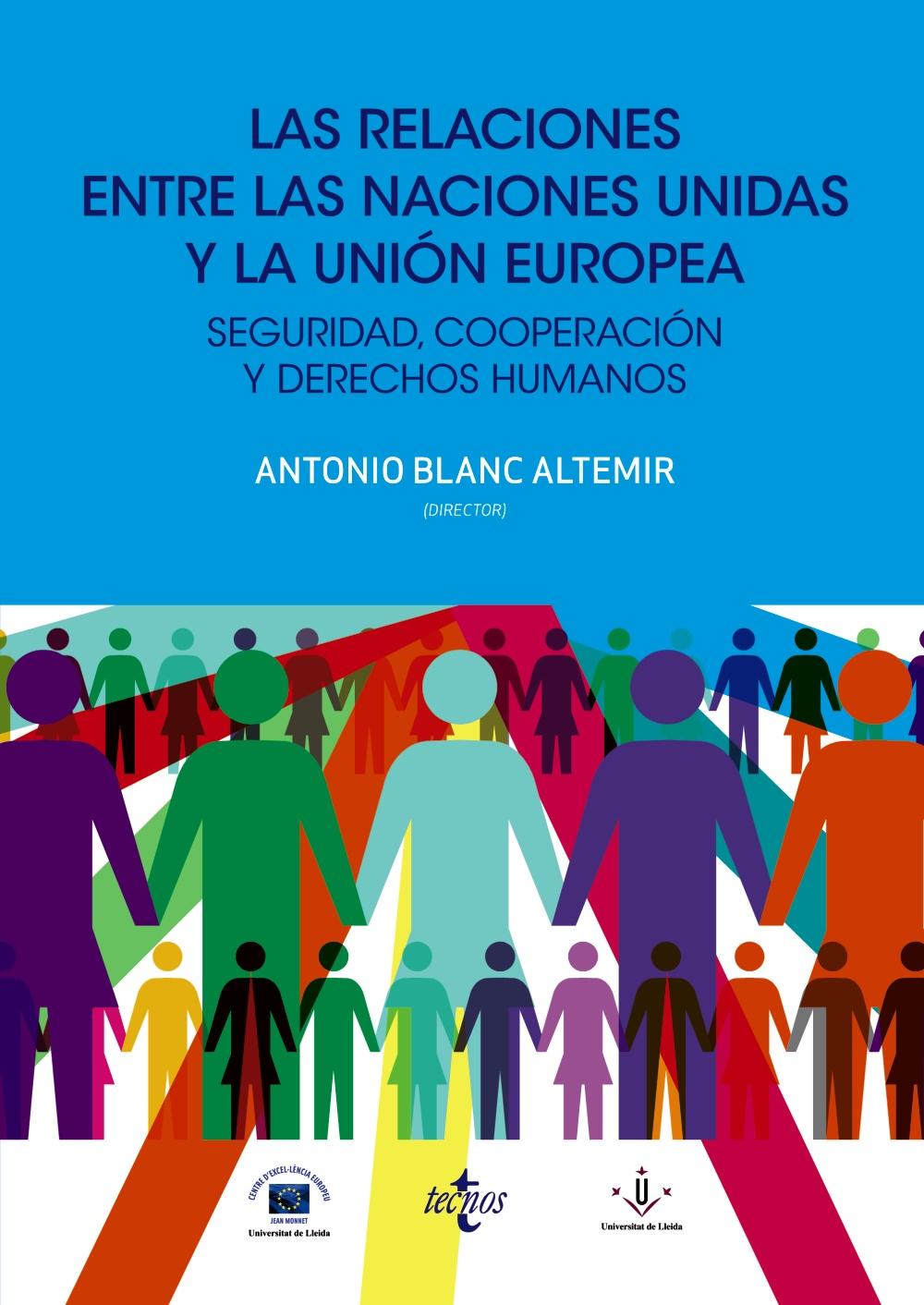 Las relaciones entre las Naciones Unidas y la Unión Europea