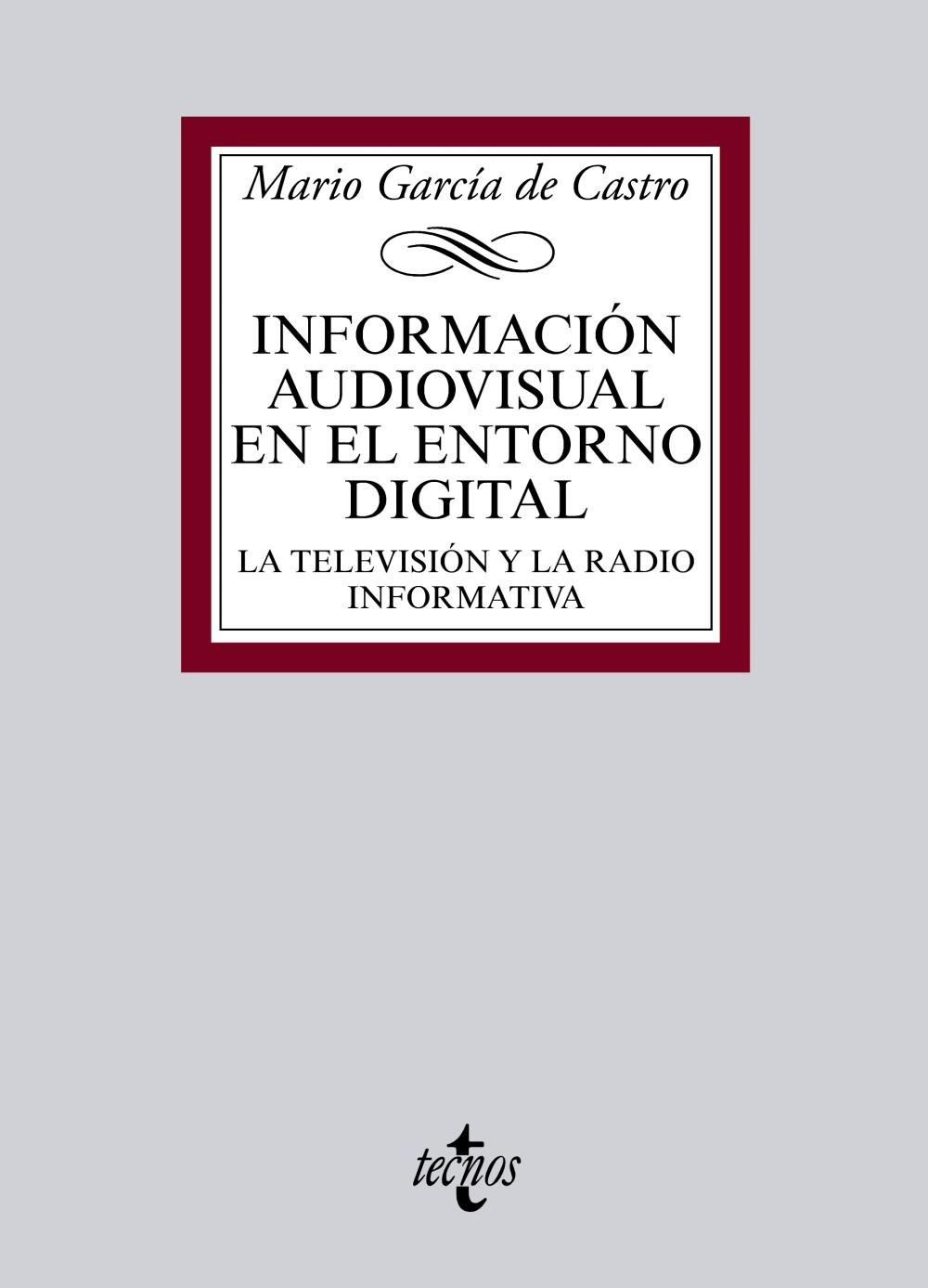 Información audiovisual en el entorno digital