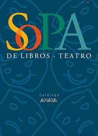 Sopa de Libros - Teatro