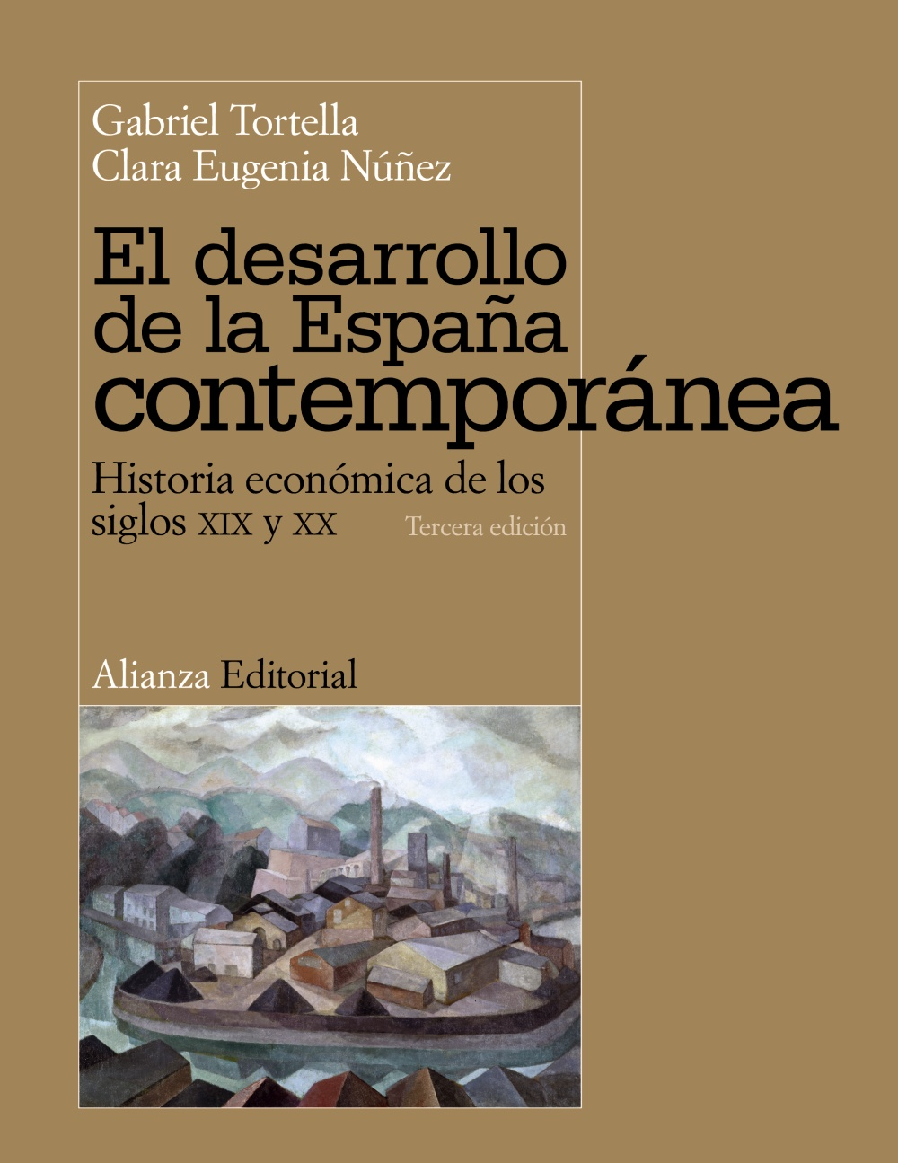 El desarrollo de la España contemporánea (ebook)