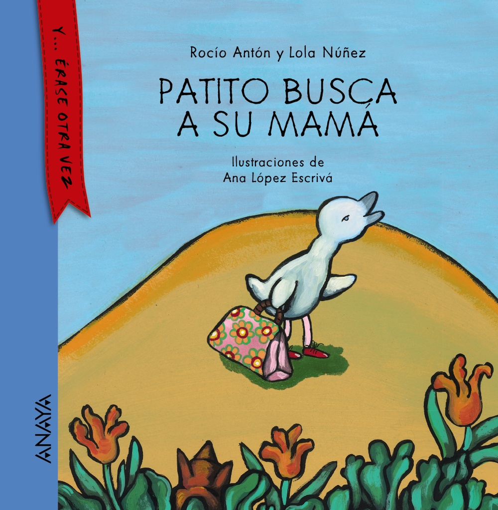 Patito busca a su mamá (ebook)