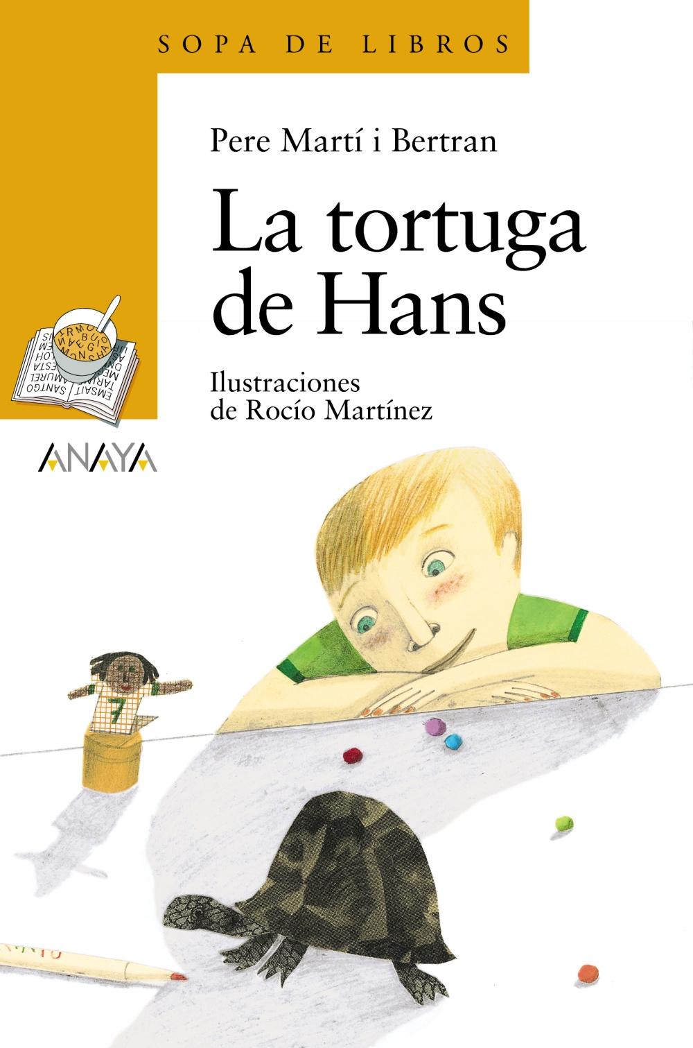 La tortuga de Hans (ebook)