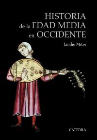 Cubierta de la obra Historia de la Edad Media en Occidente