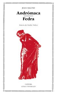 Cubierta de la obra Andrómaca; Fedra