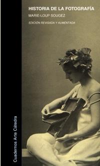 Cubierta de la obra Historia de la fotografía