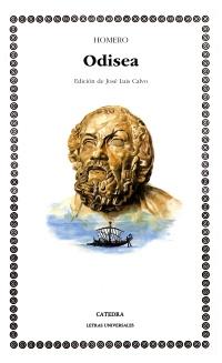 Cubierta de la obra Odisea