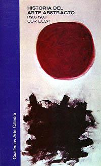 Cubierta de la obra Historia del arte abstracto
