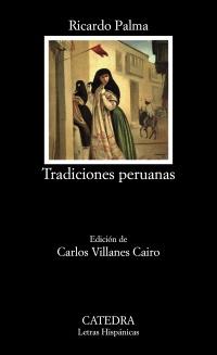Cubierta de la obra Tradiciones peruanas