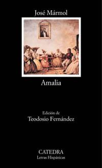 Cubierta de la obra Amalia