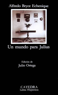 Cubierta de la obra Un mundo para Julius