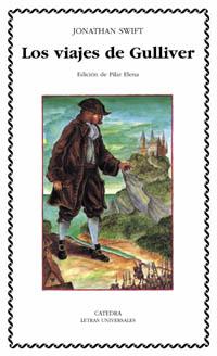 Cubierta de la obra Los viajes de Gulliver