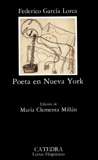 Cubierta de la obra Poeta en Nueva York