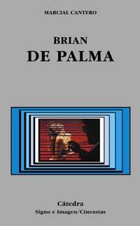Cubierta de la obra Brian de Palma
