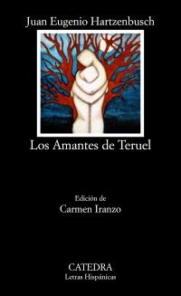 Cubierta de la obra Los Amantes de Teruel