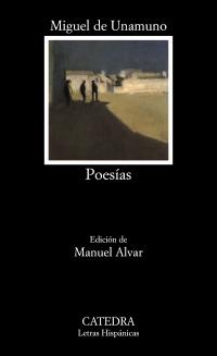 Cubierta de la obra Poesías