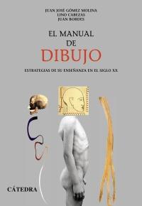 Cubierta de la obra El manual de dibujo