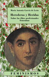 Cubierta de la obra Herederas y Heridas