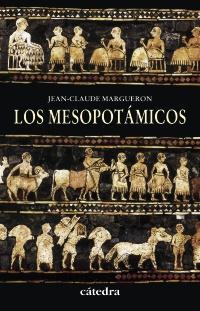 Cubierta de la obra Los mesopotámicos