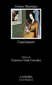 Cubierta de la obra Cancionero