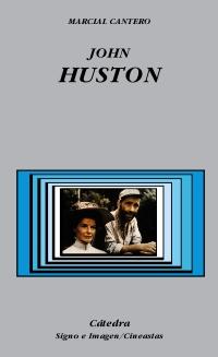 Cubierta de la obra John Huston