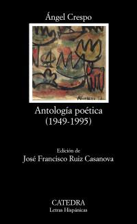 Cubierta de la obra Antología poética (1949-1995)