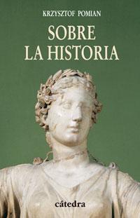 Cubierta de la obra Sobre la historia