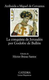 Cubierta de la obra La conquista de Jerusalén por Godofre de Bullón