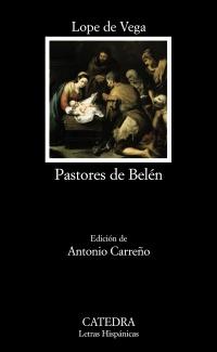 Cubierta de la obra Pastores de Belén