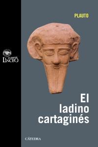 Cubierta de la obra El ladino cartaginés