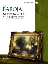 Cubierta de la obra Nueve novelas y un prólogo