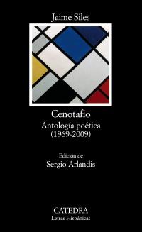 Cubierta de la obra Cenotafio