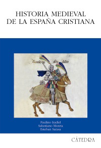Cubierta de la obra Historia medieval de la España cristiana
