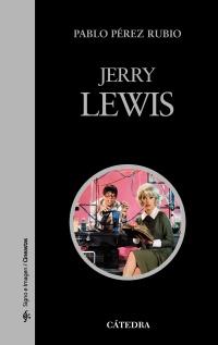 Cubierta de la obra Jerry Lewis