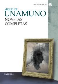 Cubierta de la obra Novelas completas