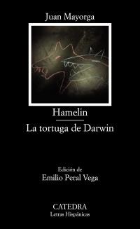 Cubierta de la obra Hamelin; La tortuga de Darwin
