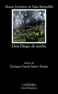 Cubierta de la obra Don Diego de noche