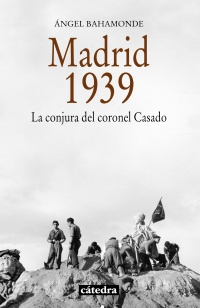Cubierta de la obra Madrid, 1939