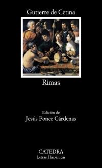 Cubierta de la obra Rimas