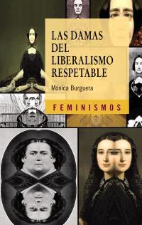 Cubierta de la obra Las damas del liberalismo respetable