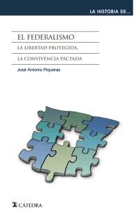 Cubierta de la obra El federalismo