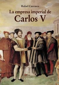 Cubierta de la obra La empresa imperial de Carlos V