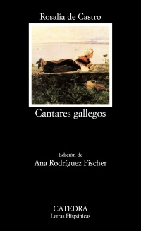 Cubierta de la obra Cantares gallegos