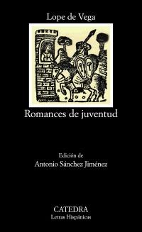 Cubierta de la obra Romances de juventud