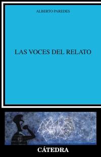 Cubierta de la obra Las voces del relato