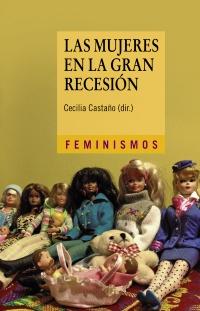 Cubierta de la obra Las mujeres en la Gran Recesión