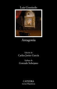 Cubierta de la obra Antagonía