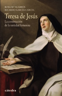 Cubierta de la obra Teresa de Jesús